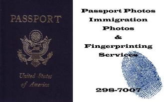 Passport Photos: Professional Portrait Studio Tucson, AZ